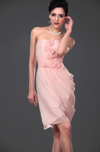 Фото платьев по цветам