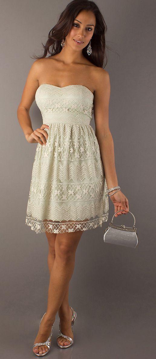 Белое платья в ресторан