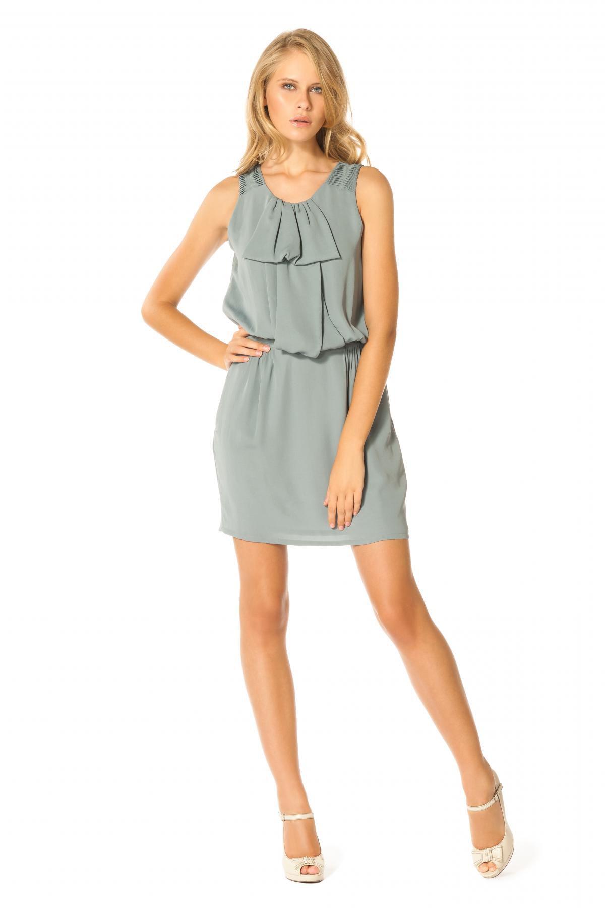 Купить Летнее Платье Из Хлопка И Льна