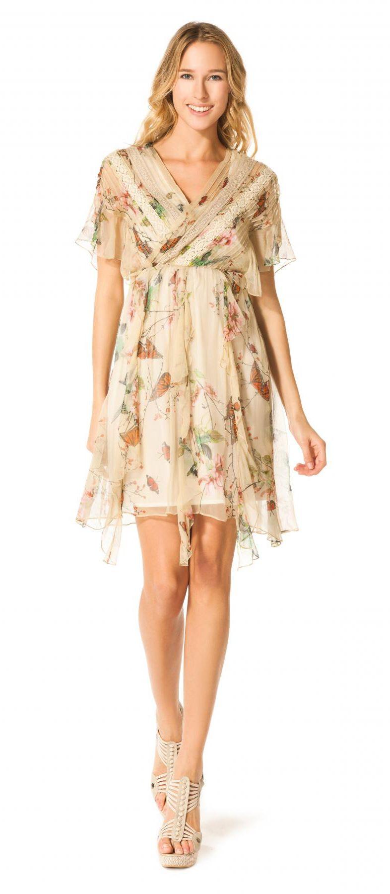 Простое платье
