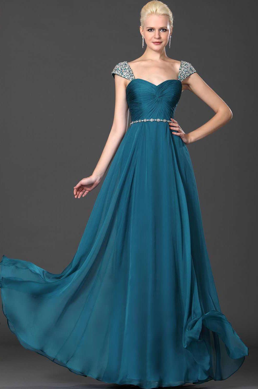 Красивые морские платья